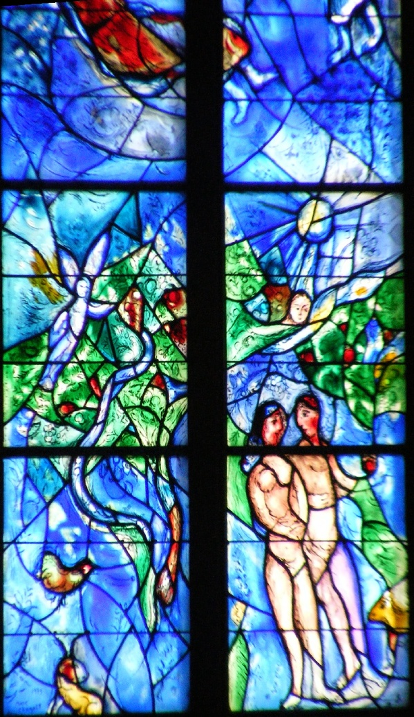 Chagallfenster Mainz